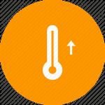 vysoke teploty elektromotor